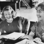 Bette Davis et Joan Crawford