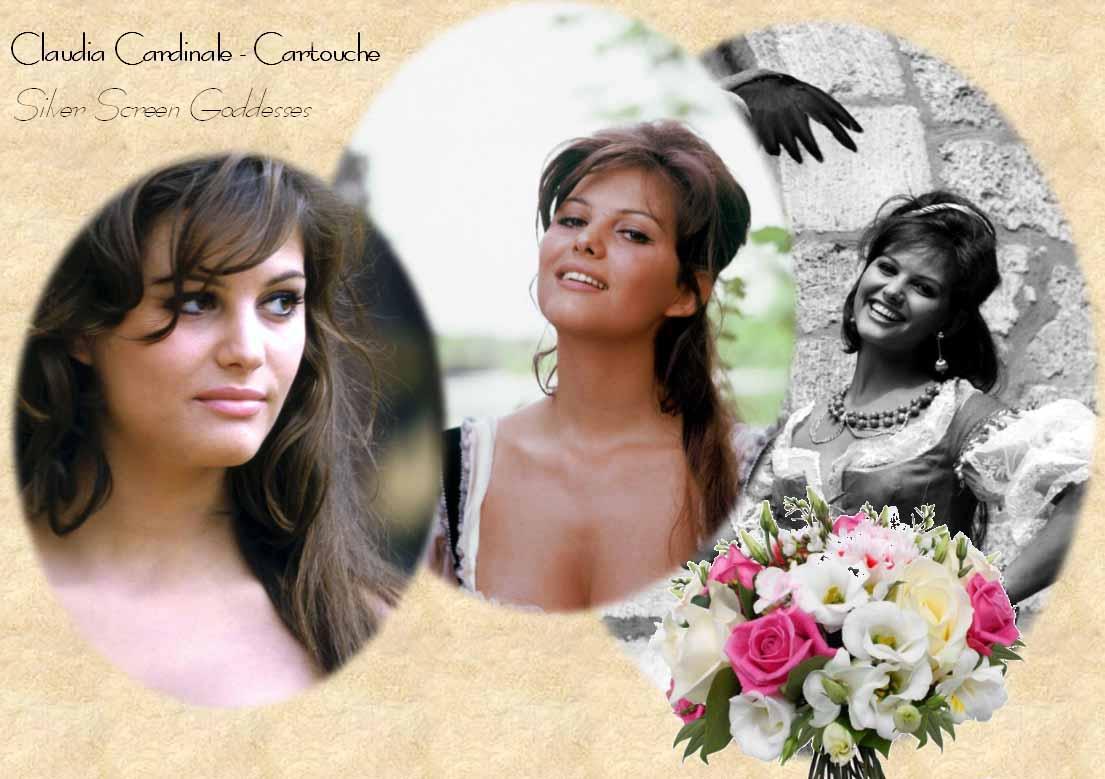 Claudia Cardinale Cartouche