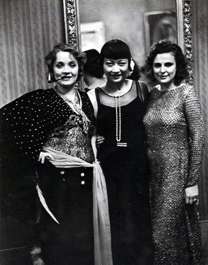 12 leni riefenstahl anna may wong and marlene dietrich