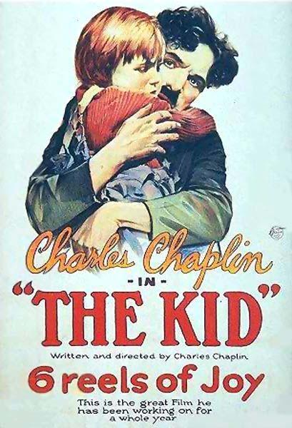 Affiche le kid the kid 1921 1