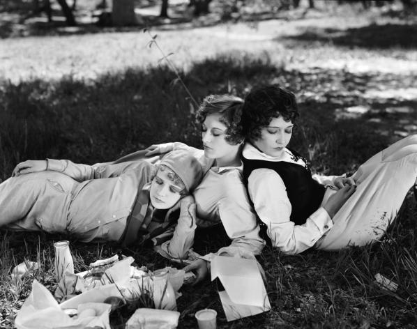 Anita page joan and dorothy sebastian