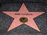Ann dvorak motion pictures