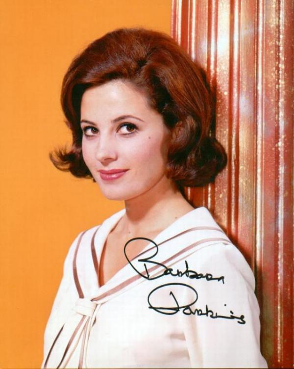 Barbara parkins colour 8 x 10