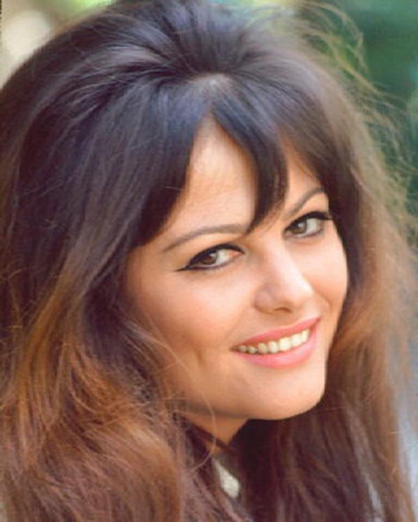 Claudia Cardinale