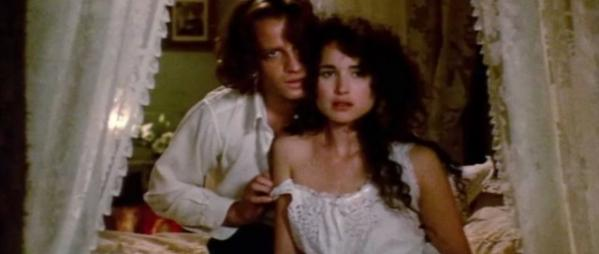 Christopher lambert and andie macdowell in