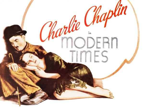 Critique les temps modernes chaplin1