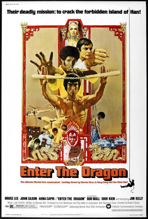 Enter the dragon poster 5