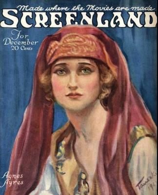 Screenland with agnes ayres